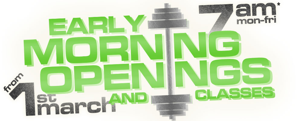 Morning Classes at Rigs Fitness, Solihull, Birmingham