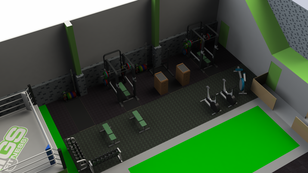 Strength Training Gym Birmingham