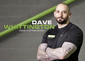 Rigs Fitness Athlete Development Programme Dave Whittington