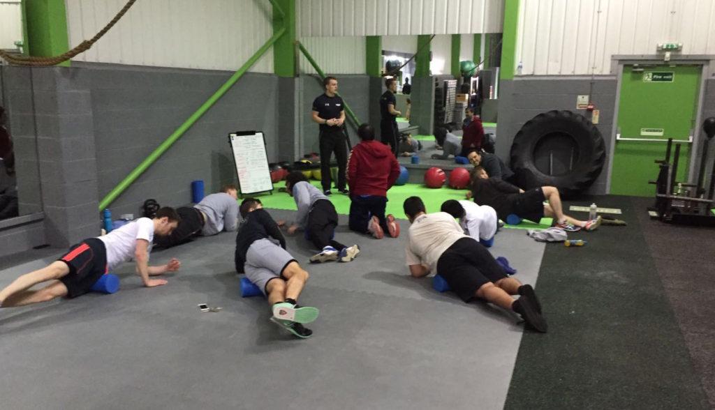 Rigs Fitness Athlete Development Programme