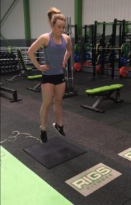 Rigs Fitness Athlete Development Programme Abby Humphries