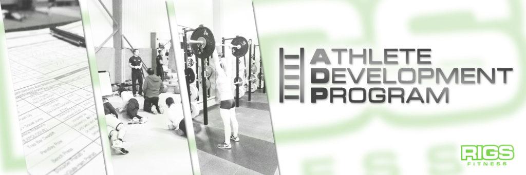 The Rigs Fitness Athlete Development Programme