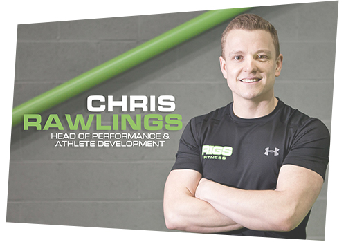Strength Conditioning Personal Training Birmingham Chris Rawlings