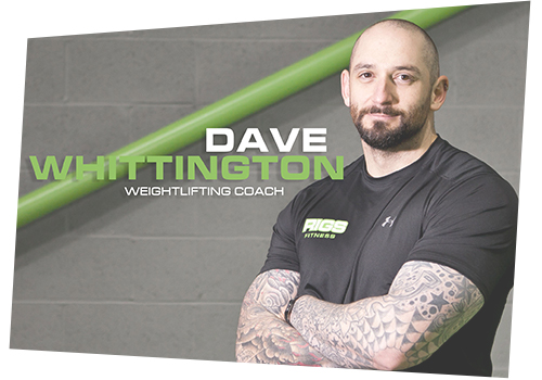 Strength Conditioning Personal Training Birmingham Dave Whittington