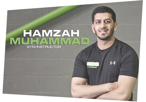 Strength Conditioning Personal Training Birmingham Hamzah Muhammad