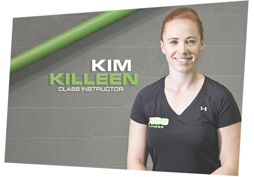 Strength Conditioning Personal Training Birmingham Kim Killeen