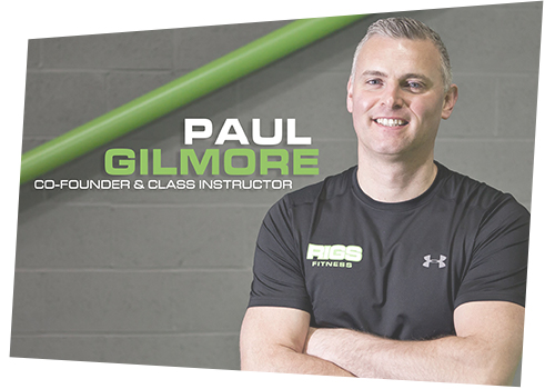 Strength Conditioning Personal Training Birmingham Paul Gilmore