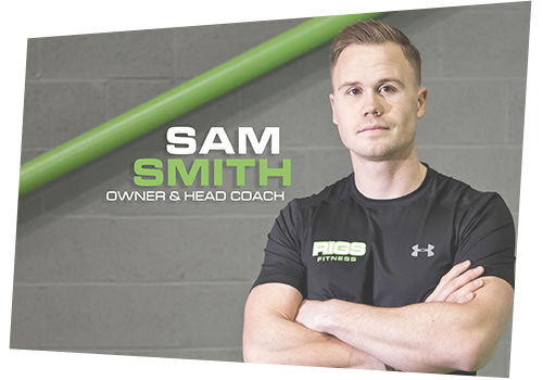 Strength Conditioning Personal Training Birmingham Sam Smith