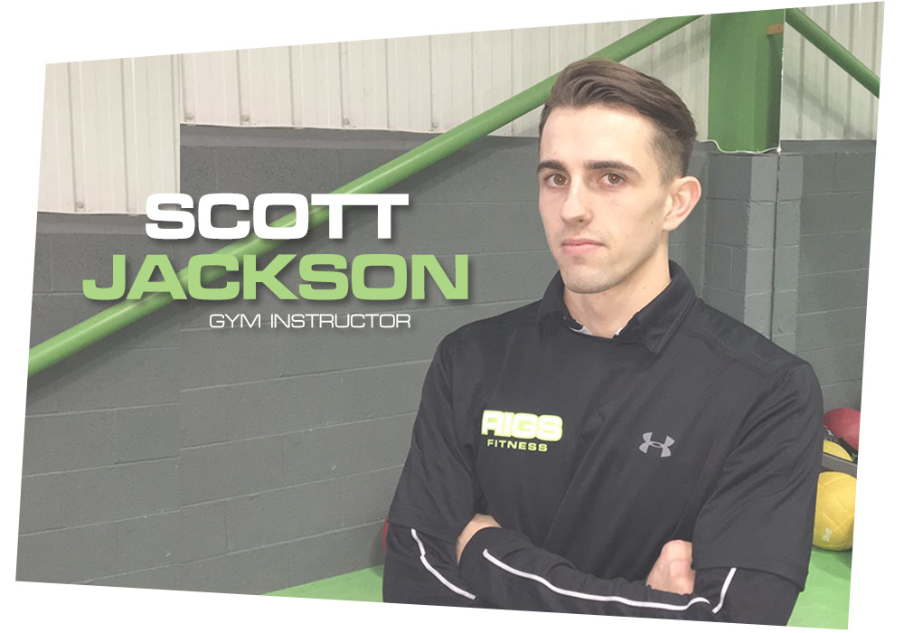 Strength Conditioning Personal Training Birmingham Scott Jackson