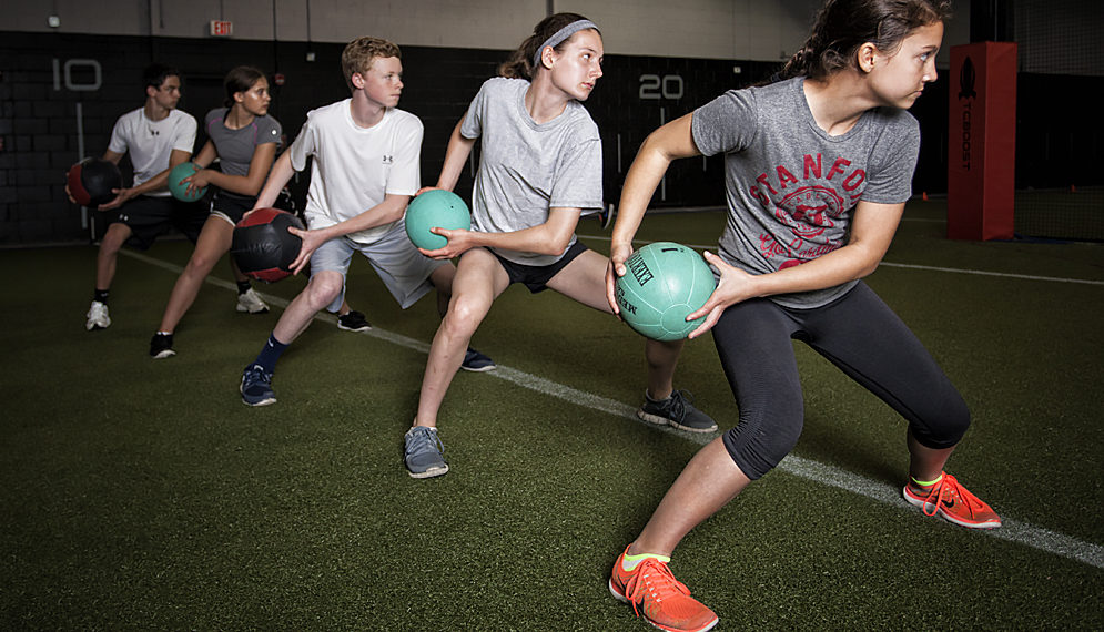 Youth Athlete Strength And Conditioning