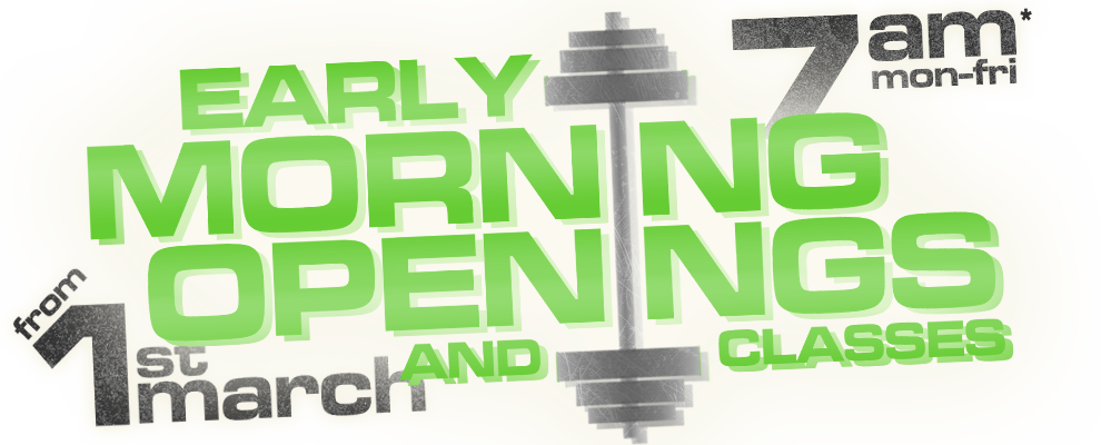 Rigs Fitness Opening Hours
