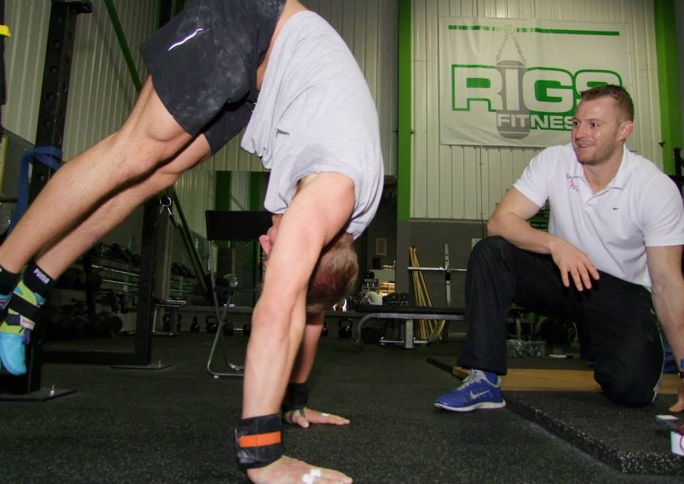 Personal Training Birmingham, Solihull, Rigs Fitness