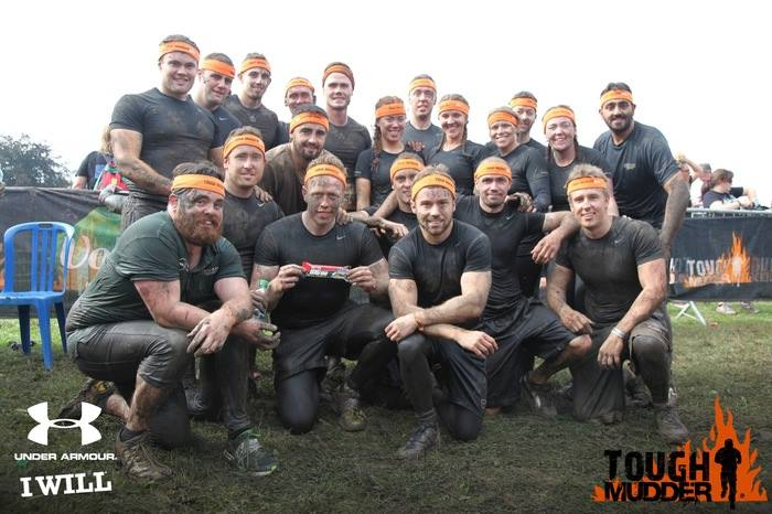 Rigs Fitness Tough Mudder 2014