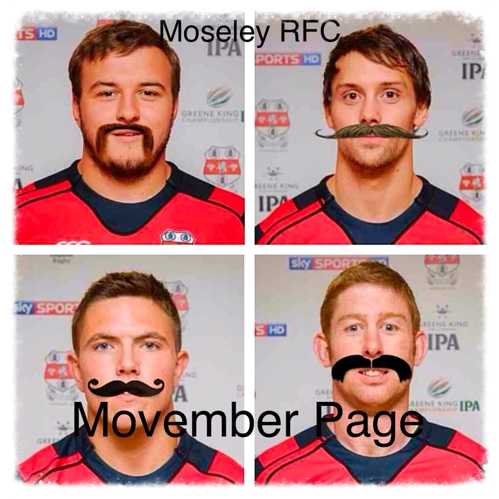 Moseley Rugby Club Rigs Fitness
