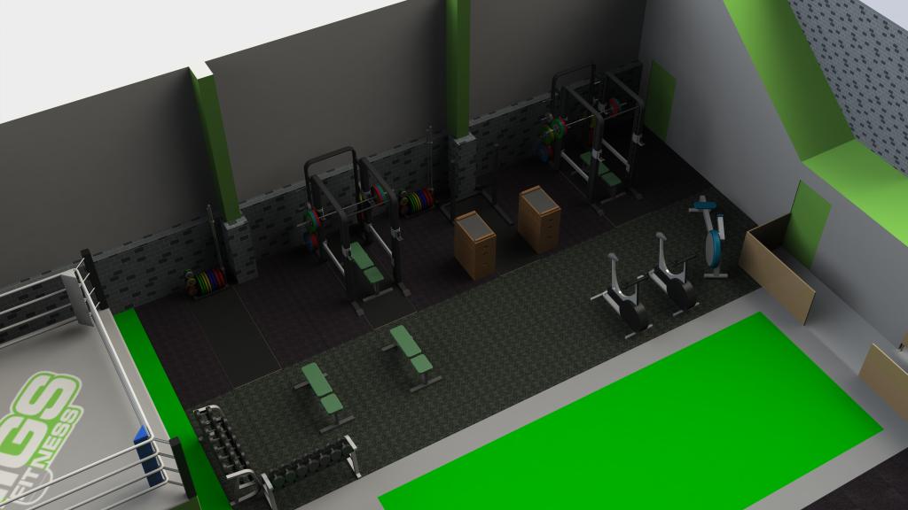 Strength Training Gym Birmingham