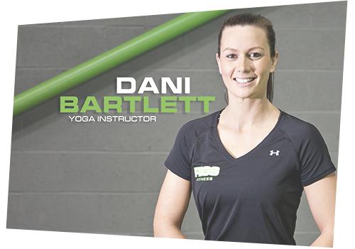 Strength Conditioning Personal Training Birmingham Dani Bartlett