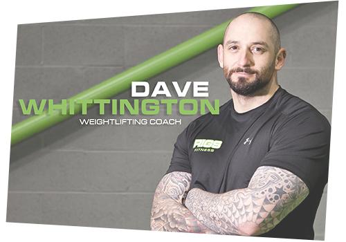 Strength Conditioning Personal Training Birmingham Dave Whittington