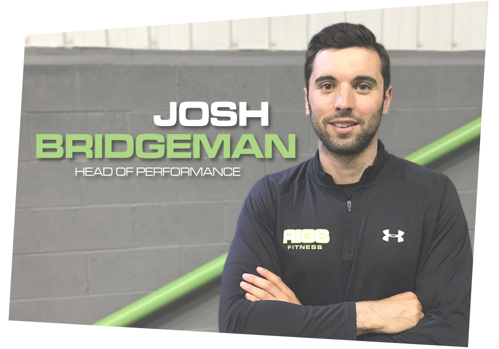 Josh Bridgeman Strength and Conditioning in Birmingham