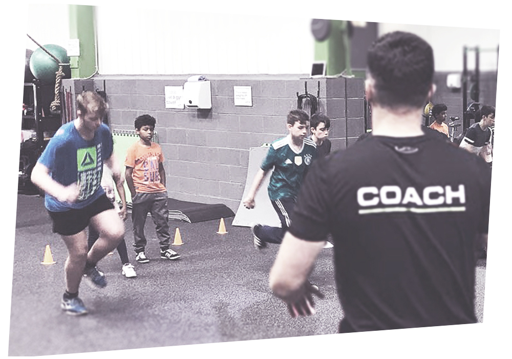 The Youth Athlete Academy, Rigs Fitness Birmingham